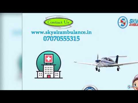 Get Best Medical Support by Sky Air Ambulance in Siliguri