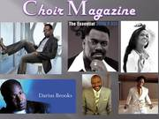"""Choir Magazine - """"The New Magazine For Today's Christian"""""""