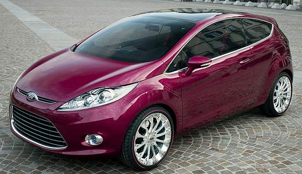 ford Verve 2009