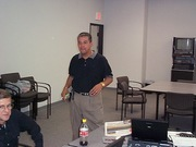 Jeff Nieves while co-facilitating Toyota eCertiied Dealer Training Workshop with Ralph Paglia in 2001