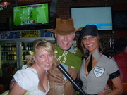 """""""Clint"""" shows up at another bar & meets these two beautiful Ladies from Nashville!"""