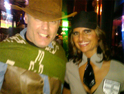 Clint`s out partying at Digital Dealer 7! WOW!