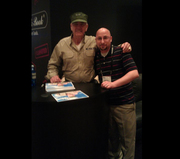 Russ Arons from Douglas VW meets Gunny at DD#10