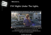 VW Nights Under The Lights with Ken Beam at Douglas VW