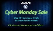 NJ VW - Union County`s Select VW Dealer kicks off their Cyber-Monday Super Sale tomorrow!