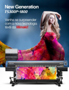 SUPRI MARKETING RIO  - Mimaki - Sublimação Digital