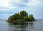 Один из островов