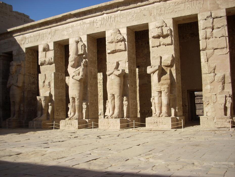 Храм Рамзеса 3
