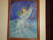рождественнский ангел