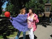 ШантИ и Татьяна Толоконникова. Поэты  - родственные души.