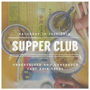 Hot Milk Supper Club