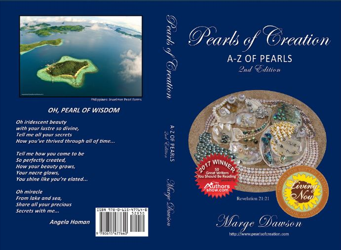 New book cover with awards