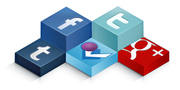 social media building blocks