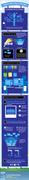 Marketers Guide Social Score Card Infographic