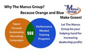 Why The Manus Group?