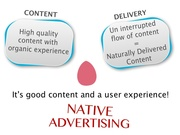 Native Advertising Content Delivery Marketing