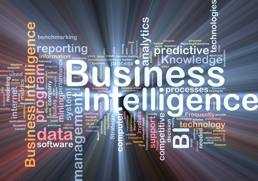 Business Intelligence Graphic