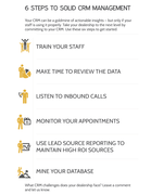 Five Steps To Solid CRM Management