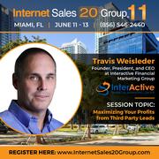IS20G11 Speaker Travis Weisleder