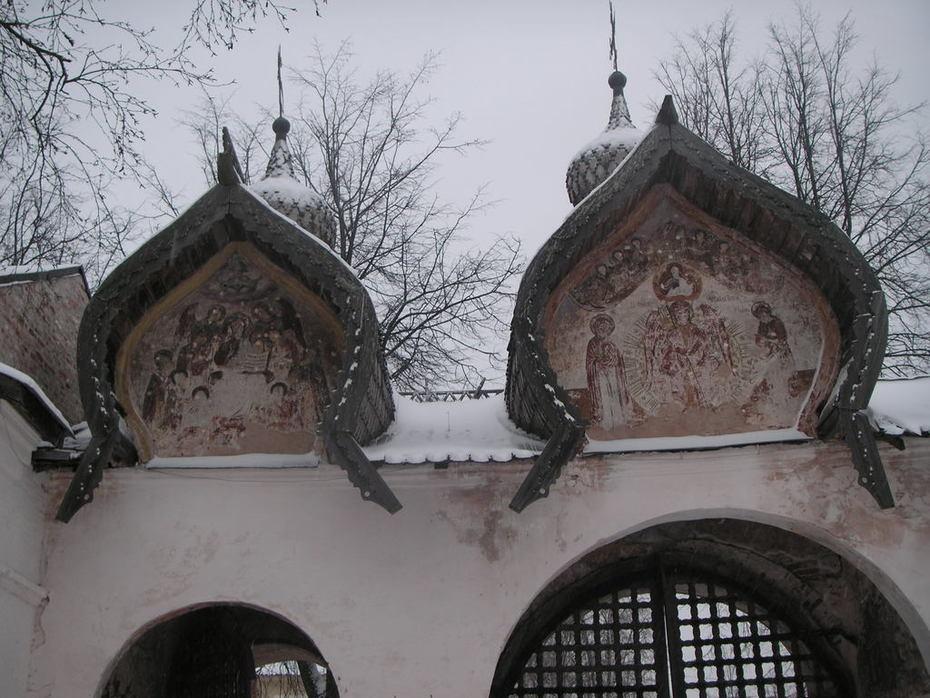 Новгород. Храмы-7