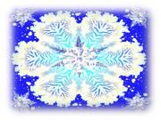 Снег-снежок. ...
