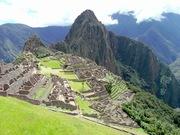 Мачу Пикчу.  Перу