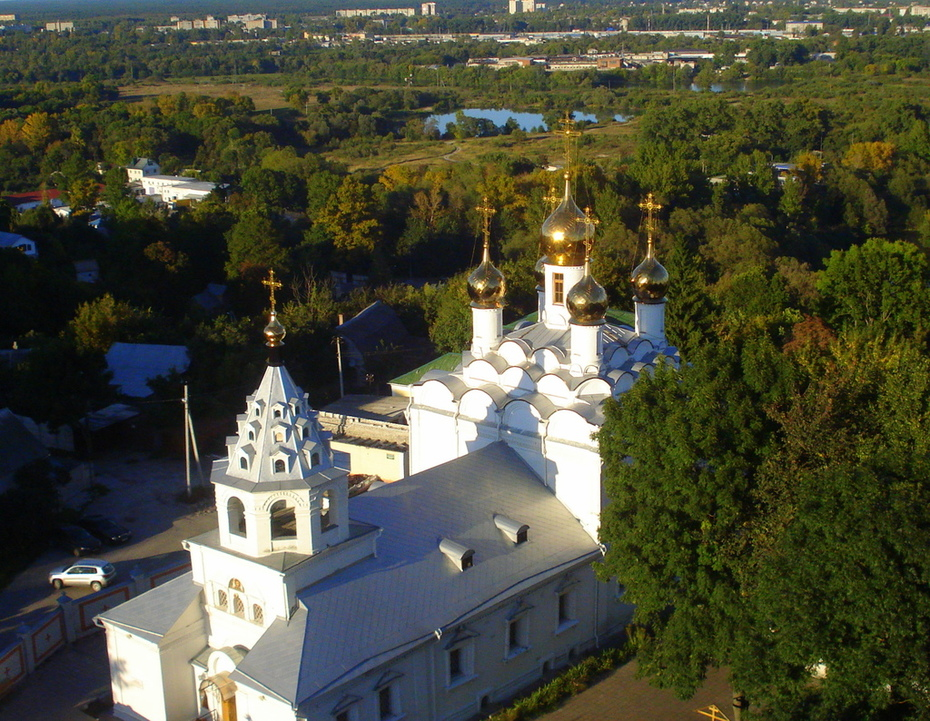 Церковь Введения Пресвятой Богородицы.