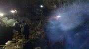 Пещера Творения в Карпатах. Сфинкс.