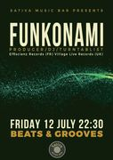 Funkonami DJ Set at Sativa Music Bar