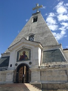 КРЫМ 2-Севастополь. Свято-Никольский пирамидный Храм
