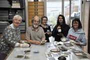 Professional development courses at the Centre for Photographic Conservation