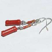 Resistor earring from Censtry.com
