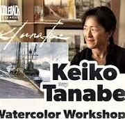 Keiko Tanabe's 1 Day Watercolour Workshop