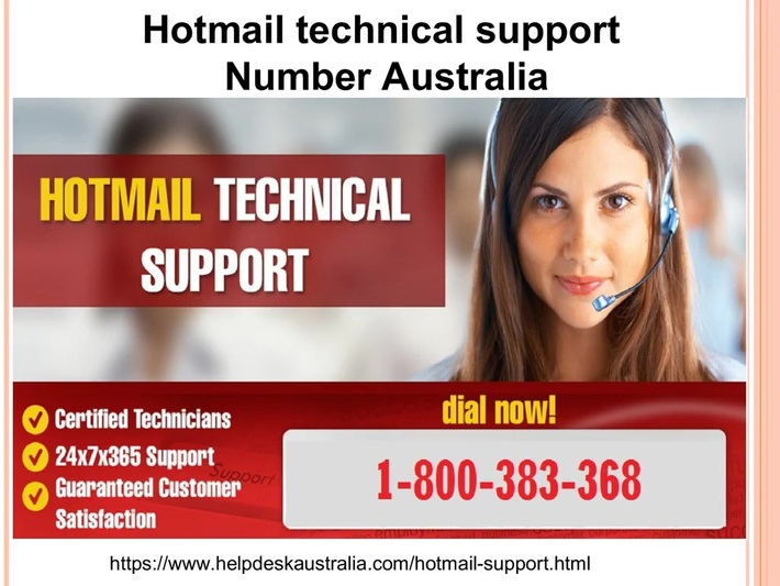 Hotmail 1-800-383-368 Support Number Australia- How to Change/Reset the Password