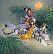 Miao Shan - Caroline Young