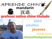 profesor nativo chino titulado