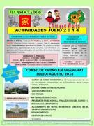 ACTIVIDADES DE JIA