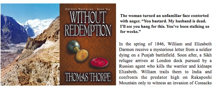 Without Redemption Introduction