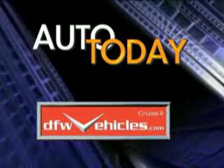 DFWVehicles AutoToday Show on TXA-21 Dallas, Texas