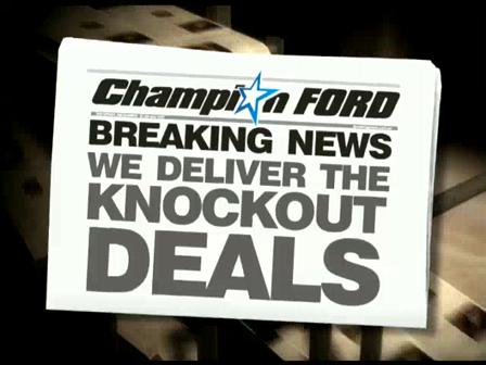 Knock-out deals