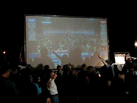 Election Night 2008 Orpheum Flagstaff