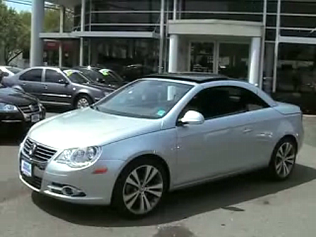 Ken Beam shows 2008 VW EOS on April 28th at Douglas Volkswagen!