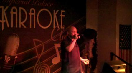 Digital Dealer Conference karaoke - Bryan Armstrong