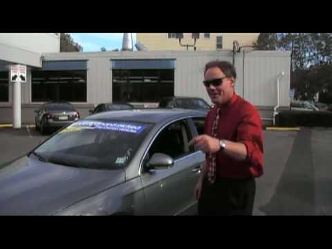 NJ VW- Ken Beam strikes again! Watch Ken show a `08 VW Passat on Oct. 10th 2009!