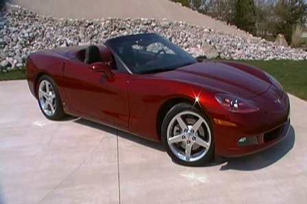 2006 Chevrolet Corvette LS2 Convertible