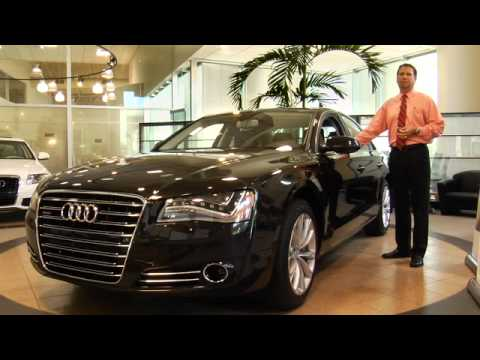 Lexus LS 460 vs. 2011 Audi A8 Fort Myers & Naples Florida Marazzi Motors