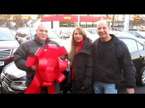 NJ VW- Douglas VW says check out Lisa Palmiere picking up her 2011 VW Jetta SE
