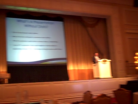 Dealership Reviews Presentation at Driving Sales Executive Summit (DSES)