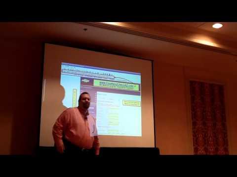 Ralph Paglia Presents Drew Ament Technique at Internet Battle Plan VI in Las Vegas