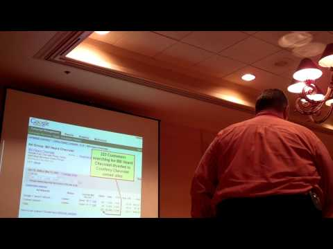 Ralph Paglia Presents Google Adwords Competitive Conquest at Internet Battle Plan